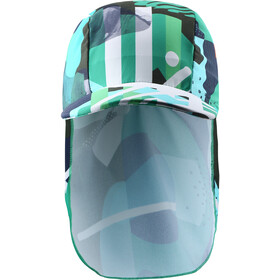 Reima Turtle B Sunhat Toddler jungle green